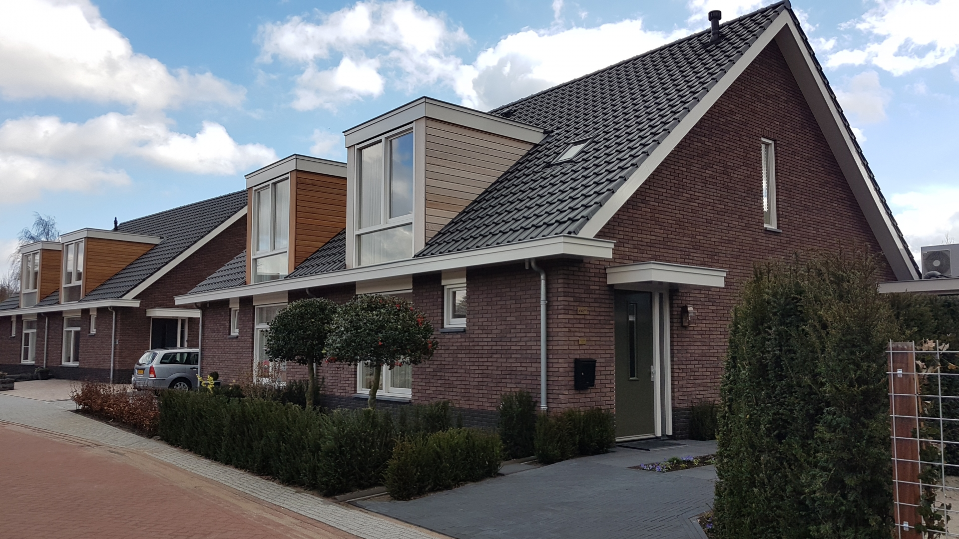 7 woningen Stationslaan Harderwijk