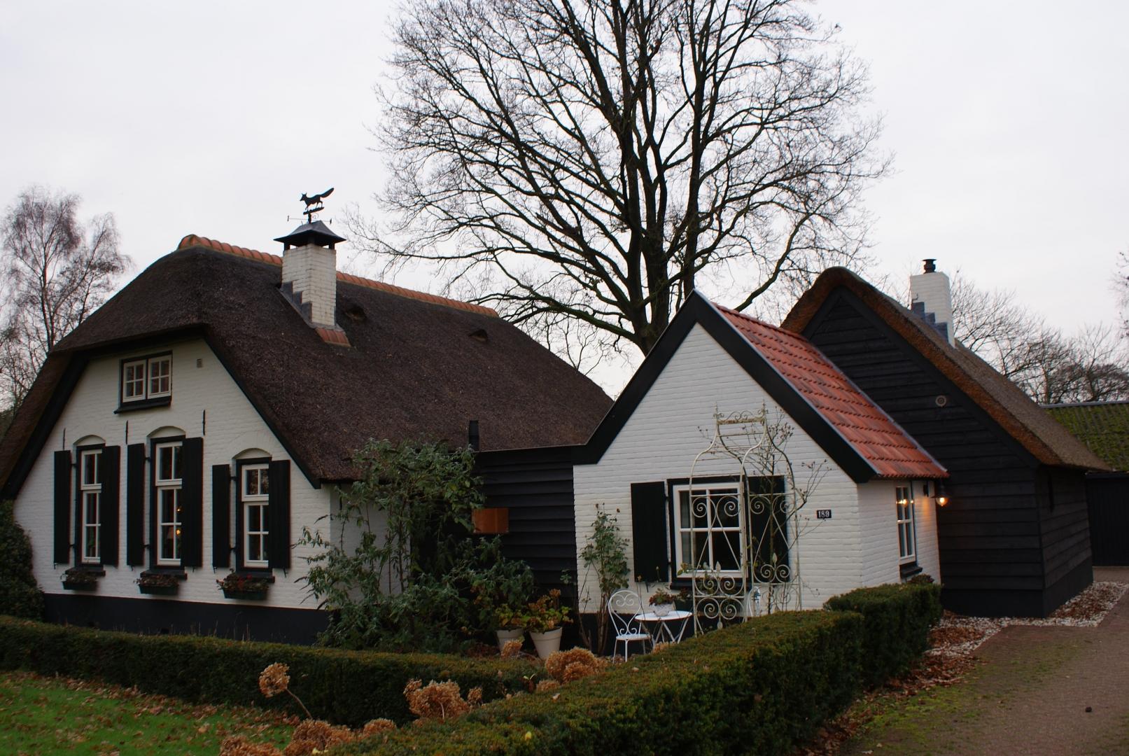 Aanbouw van bestaand bakhuis naar mantelzorgwoning aan Fokko Kortlanglaan 189, Ermelo