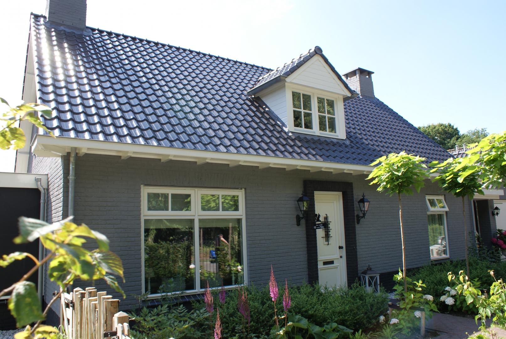 Bouw van een prachtig vrijstaand woonhuis aan de Bosrand in Putten