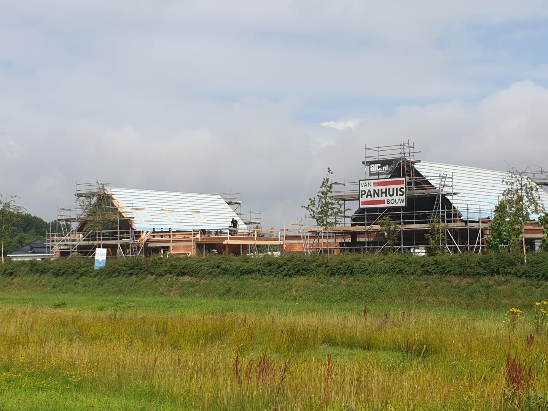 Nieuwbouw 2 vrijstaande woningen in Zwolle