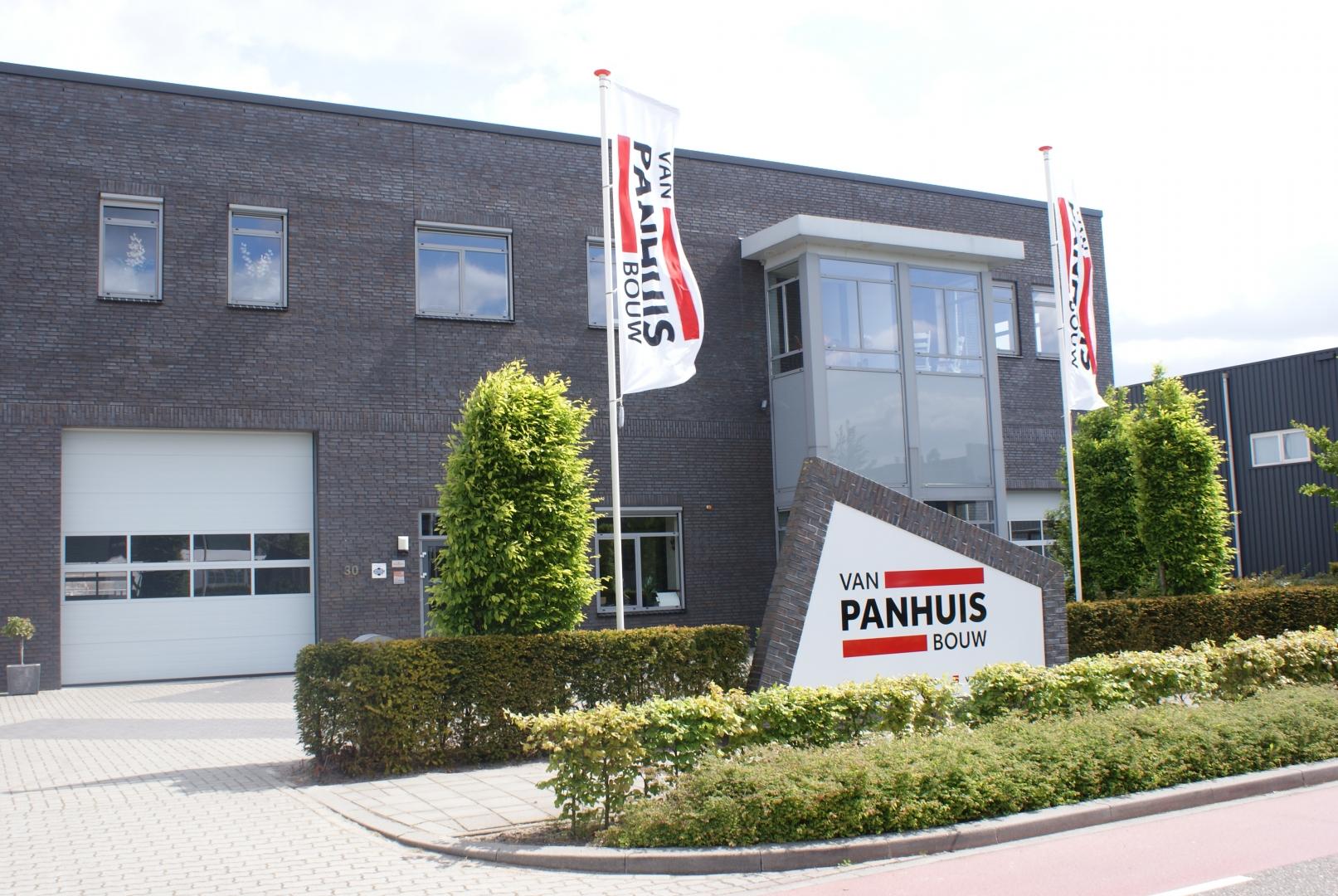 Nieuwbouw bedrijfspand aan het Jagerserf 30 in Ermelo