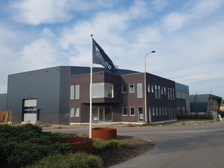 Nieuwbouw bedrijfspand Coatinc Hop Barneveld