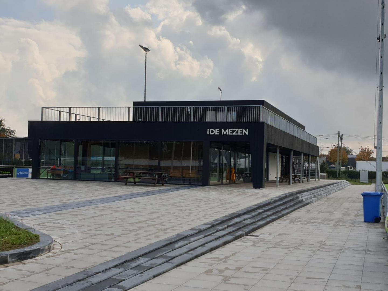 Nieuwbouw clubhuis hockeyvereniging