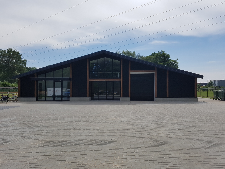 nieuwbouw slagerij Fokko Kortlanglaan Ermelo