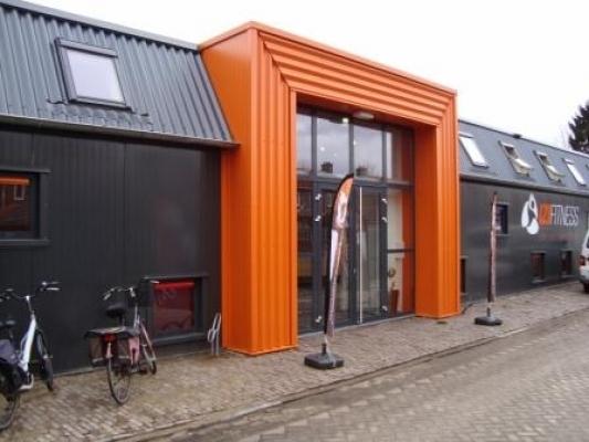 Nieuwbouw sportschool in Veenendaal