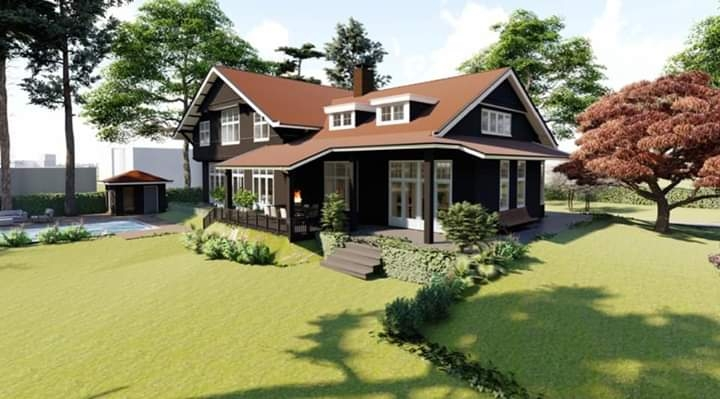 nieuwbouw villa Bussum