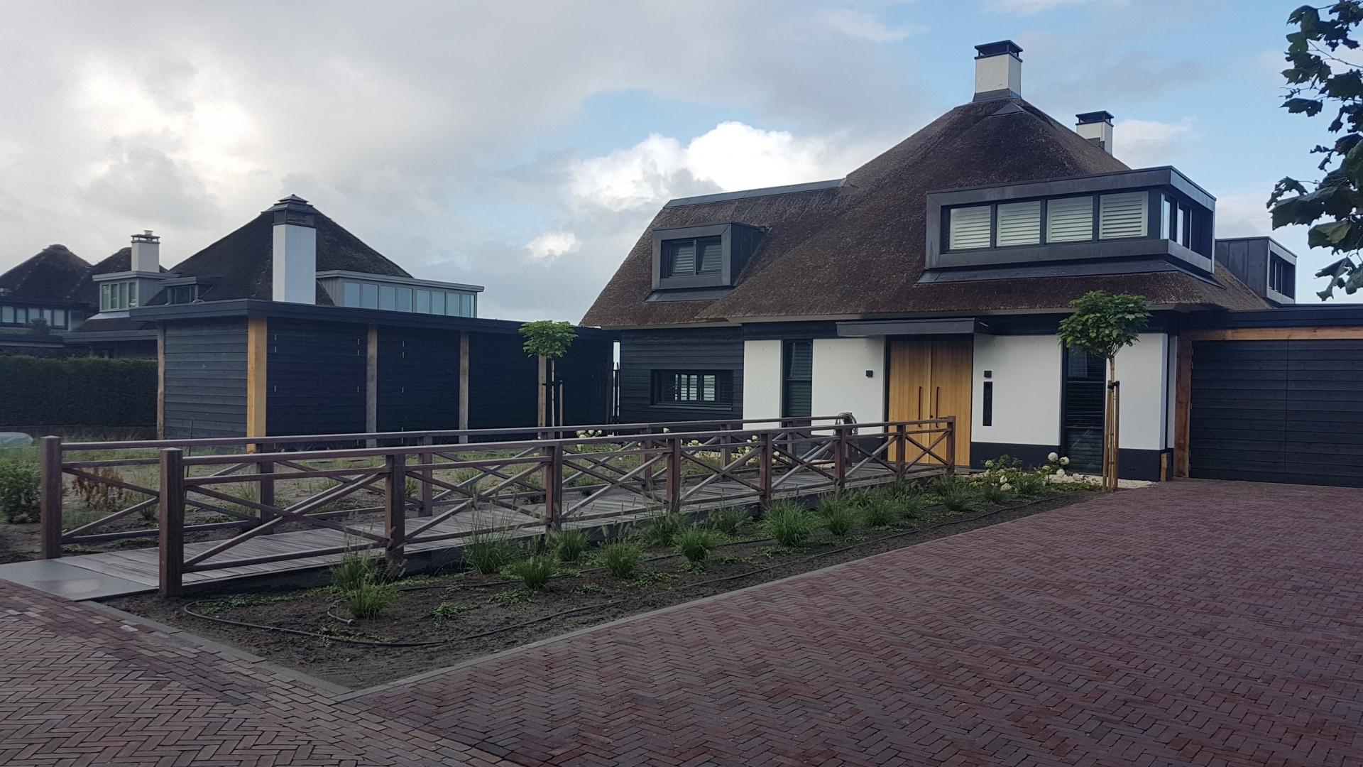nieuwbouw Villa in Breukeleveen