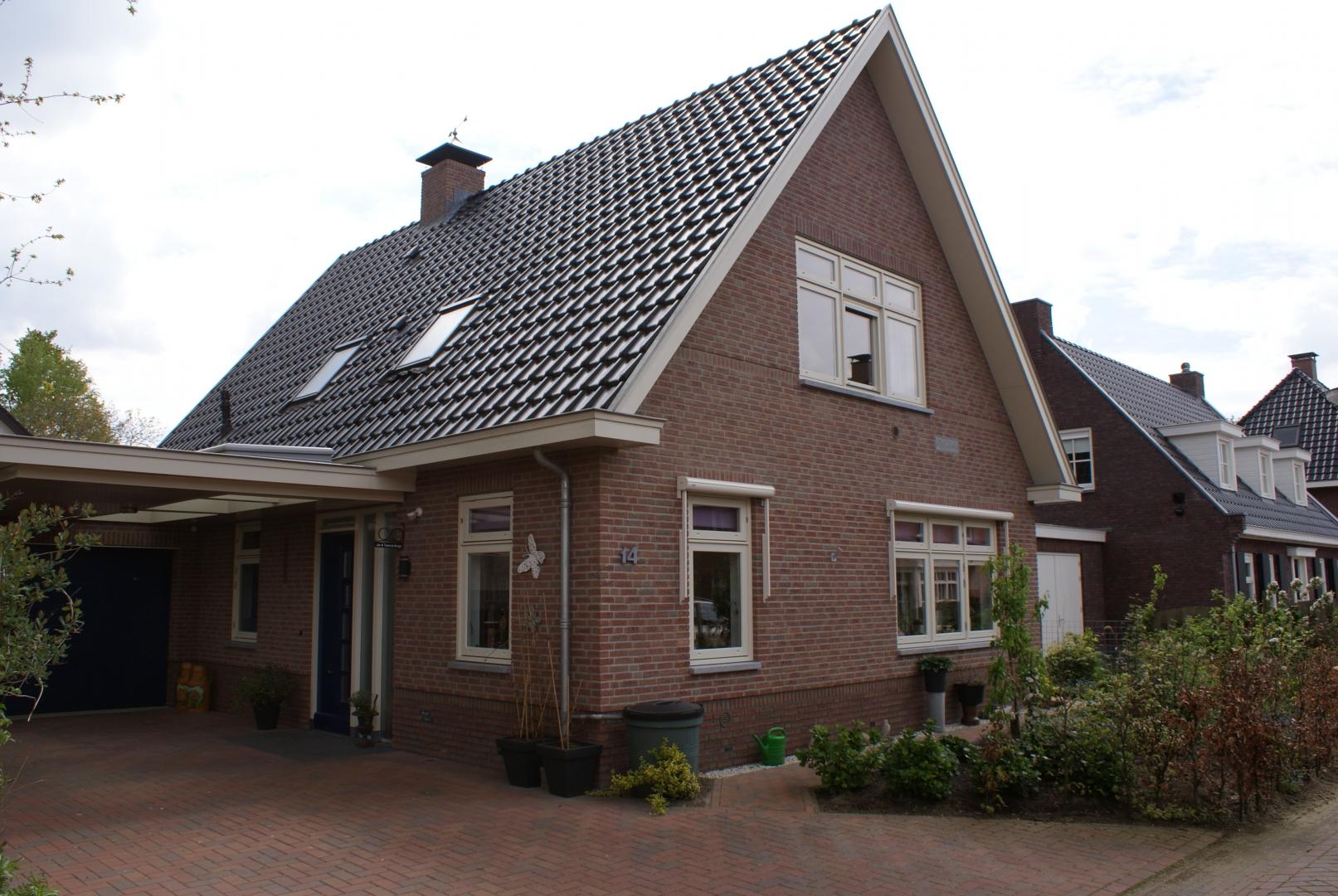 Nieuwbouw vrijstaand woonhuis aan de Akkermaalshout in Ermelo