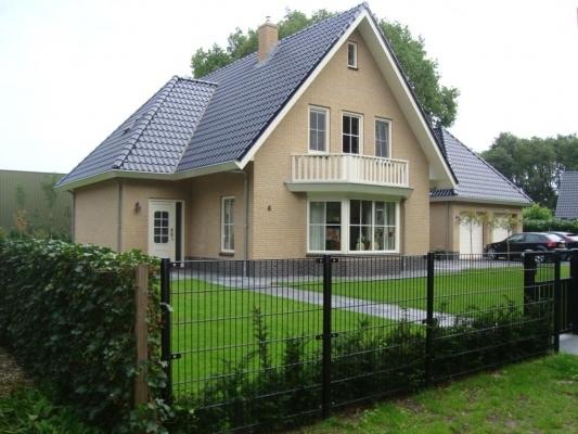 Nieuwbouw vrijstaand woonhuis aan de Kalkoenweg in Ermelo