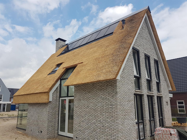 nieuwbouw vrijstaand woonhuis  Zuidereiland Waterfront