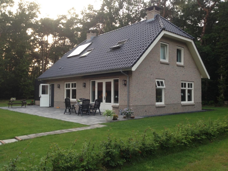Nieuwbouw woonhuis Horloseweg Ermelo
