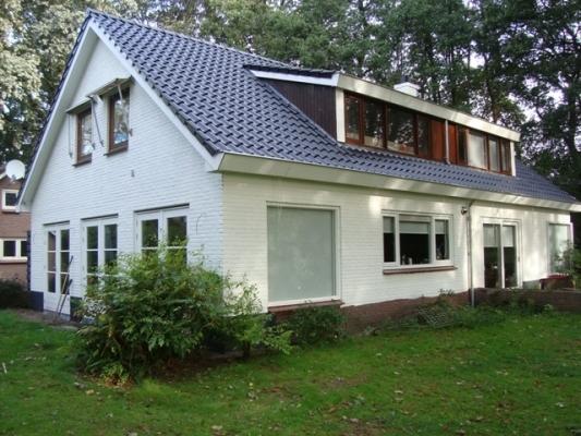 Renovatie dak woonhuis aan de Fokko Kortlanglaan in Ermelo