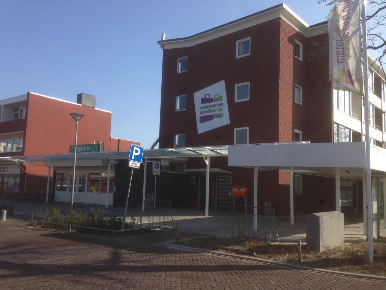 Renovatie flatgebouw aan de Troelstralaan in Zutphen