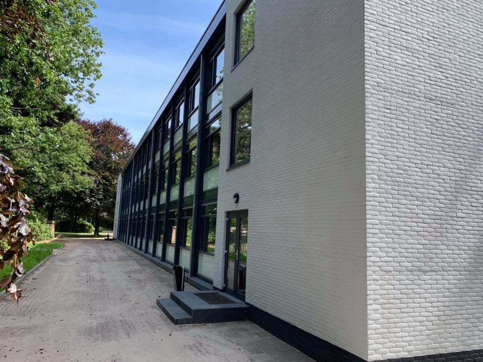 renovatie gebouw 90 bouw en infrapark