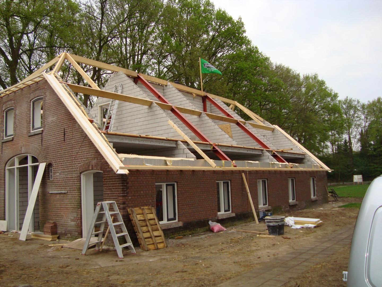 Verbouw woonboerderij aan de Horloseweg in Harderwijk