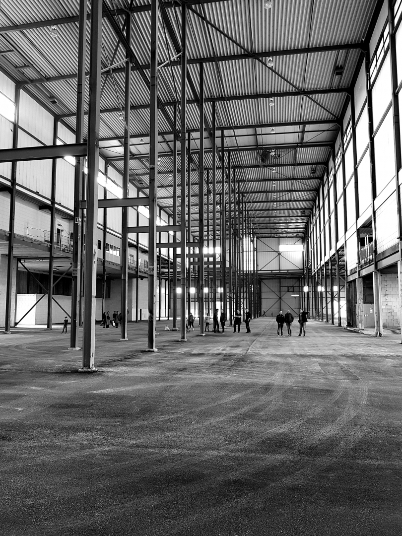 Verbouwen bedrijfspand AIC Harderwijk
